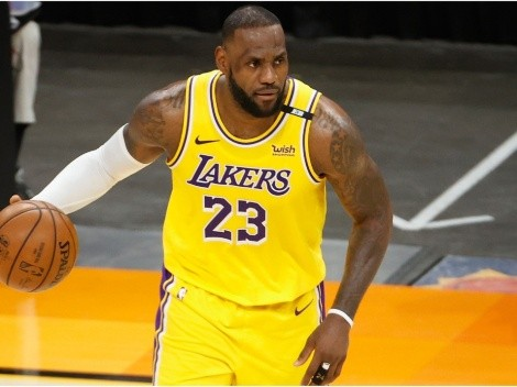 LeBron James vows of vengeance with epic post on Instagram