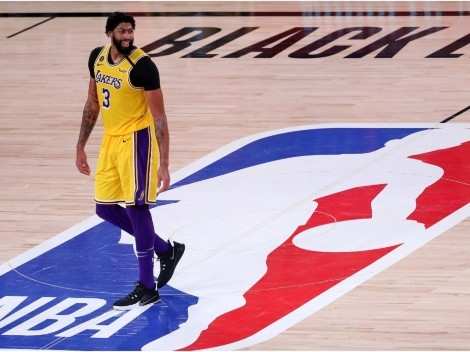 Anthony Davis opens up on the future of the Lakers