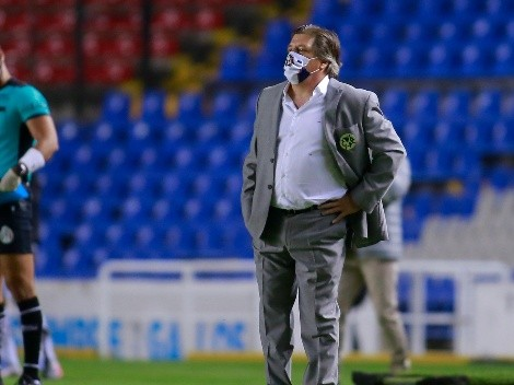 Miguel Herrera advirtió a Florian Thauvin y Nahuel Guzmán: ninguno tiene el puesto asegurado
