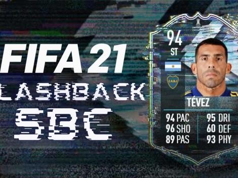 FIFA 21: Lanzan una nueva carta especial de Tévez Flashback con 94 de valoración