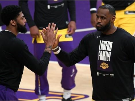 ¿Ir o no ir? El plan de LeBron James y Anthony Davis de cara a los Juegos Olímpicos