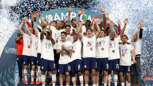 USMNT wins the Concacaf Nations League (Concacaf)