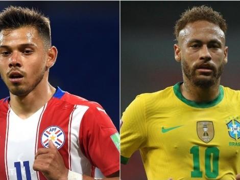 Brasil vence o Paraguai por 2 a 0 e quebra um tabu de 35 anos