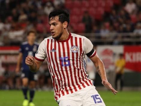 Paraguai tem vários conhecidos do futebol brasileiro no elenco; veja o provável time titular