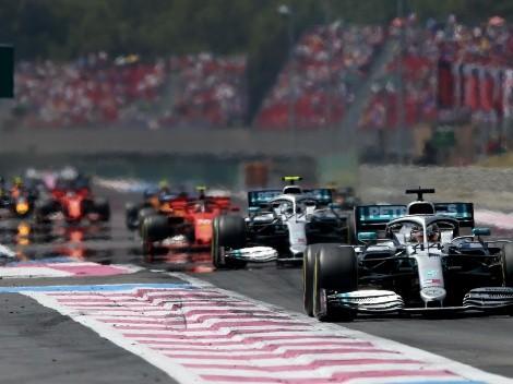Sigue la Fórmula 1 | VER EN DIRECTO el  GP de Francia 2021: grilla de largada, hora y TV para mirar la carrera GRATIS