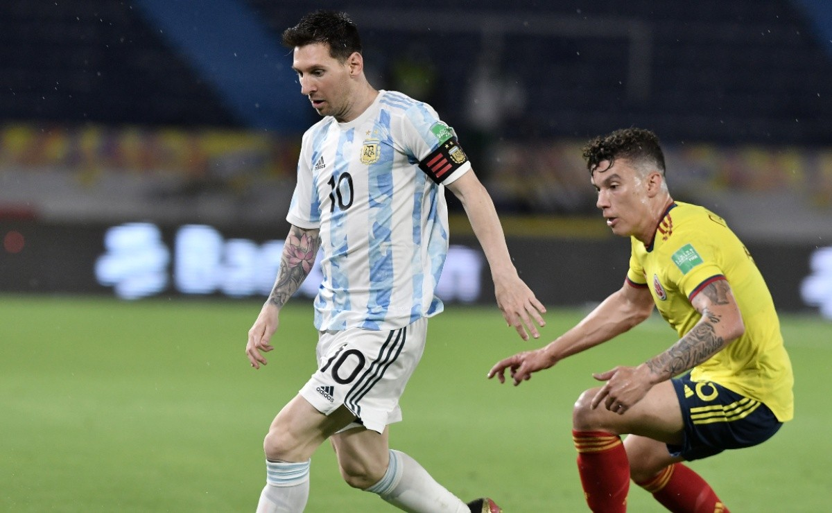 Colombia and Argentina draw 2-2: Highlights and goals from Conmebol World Cup Qualifiers 2022