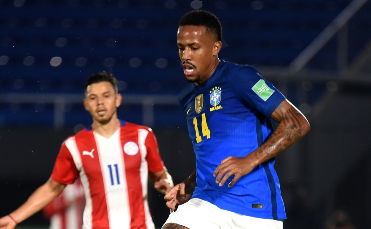 Brazil defeat Paraguay 2-0: Highlights and goals