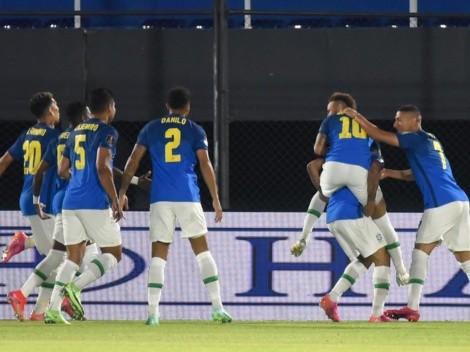 Brasil continúa dominando las Eliminatorias a Qatar 2022