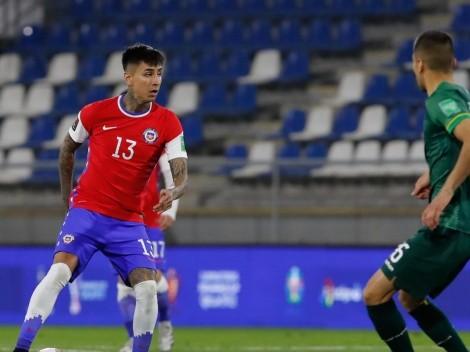 Chile se coloca arriba en el marcador sobre Bolivia con gol de Erick Pulgar