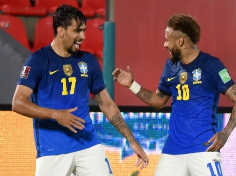 South America World Cup Qualifiers 2022 Table: Standings after Matchday 8