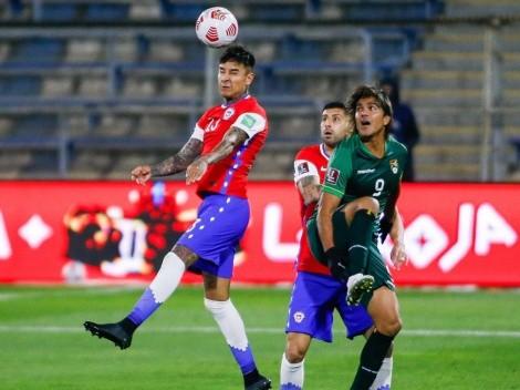 Bolivia coloca el empate tras mano de Guillermo Maripán