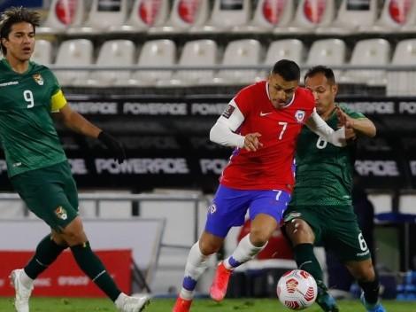 Chile empata con Bolivia y queda fuera de zona de clasificación al Mundial