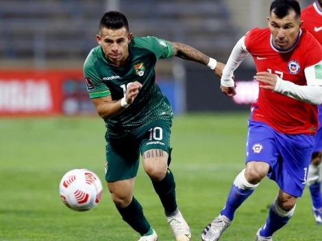 Chile and Bolivia draw 1-1 in Santiago: Highlights and Goals