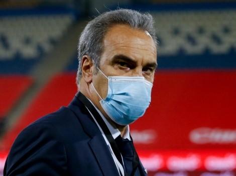 """Lasarte: """"Hubiese sido mejor perder con Argentina y ganar hoy"""""""