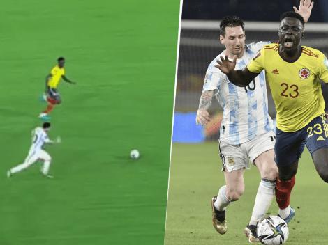 La corrida de Messi que le rompió el corazón a los hinchas del fútbol