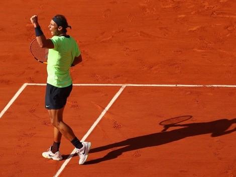 Rafael Nadal venció a Diego Schwartzman y se instaló en semifinales de Roland Garros