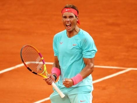 Rafael Nadal despacha Diego Schwartzman e vai às semifinais do Roland Garros; espanhol pode enfrentar Djokovic na próxima fase