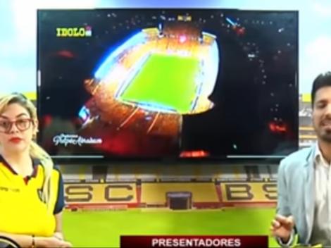 """Fue suerte"": periodistas ecuatorianos indignados por derrota contra Perú"