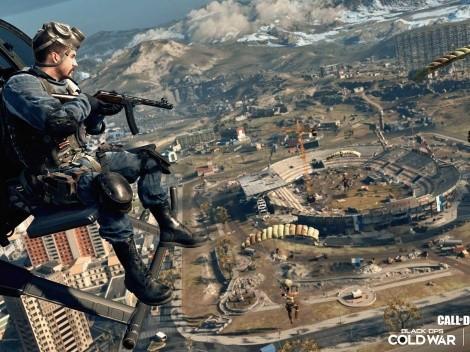 Call of Duty Warzone recibiría un mapa de la Segunda Guerra Mundial