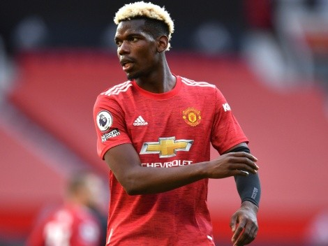 Report: Paul Pogba already has four interested clubs as his Man United deal expires next season