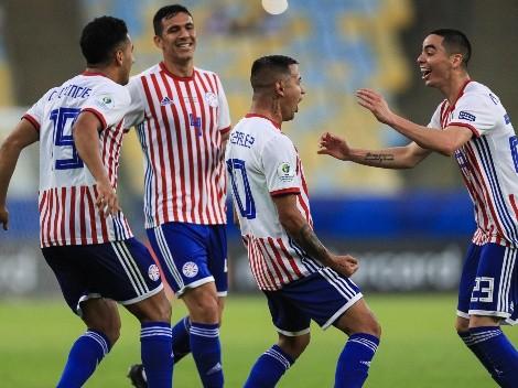 ¿Cuántos goles tiene acumulado la Selección de Paraguay en Copa América?