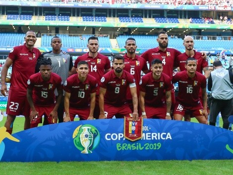 ¿Cuántos goles tiene acumulado la Selección de Venezuela en Copa América?