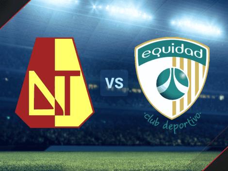 A qué hora juegan Deportes Tolima vs. La Equidad   Semifinales Liga Betplay de Colombia   Partido de IDA   HOY   Canal de TV