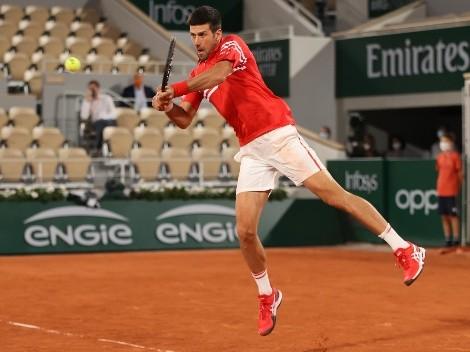 Djokovic x Nadal se enfrentam em final antecipada em Roland Garros