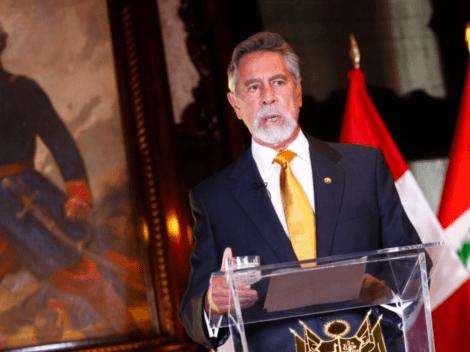 """""""En días quieren aprobar más de 12 reformas"""": Francisco Sagasti denuncia al Congreso de la República"""