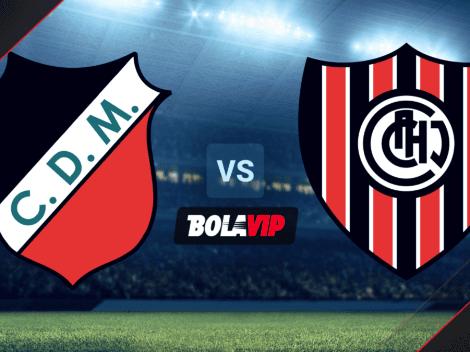 CÓMO VER ONLINE Deportivo Maipú vs. Chacarita Juniors por la Primera Nacional