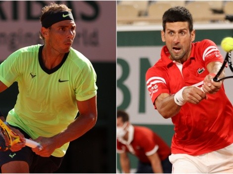 Novak Djokovic vs Rafael Nadal: Preview, predictions, odds and how to watch 2021 French Open semifinals in the US today