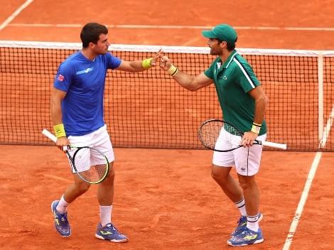 Cómo ver a Pablo Andújar y Pedro Martínez vs. Andréi Gólubev y Aleksandr Búblik   Semifinales dobles Roland Garros   Fecha, hora y canal de TV