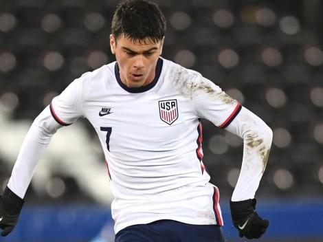 VIDEO: Giovanni Reyna pone el 4 a 0 para Estados Unidos ante Costa Rica