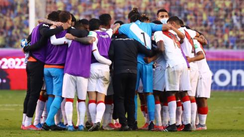 Oficial: Perú presentó la lista de convocados para la Copa América Brasil 2021