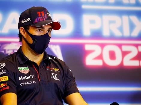 ¿Cuándo será la próxima carrera de Sergio Pérez?