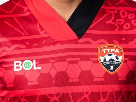 BOL lanza uniformes oficiales de la selección nacional de fútbol de Trinidad y Tobago