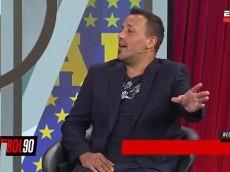 """Fabbiani: """"Si querés salir campeón tenés que ir a buscar a Borja"""""""