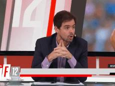 """Closs abrió F12 sacudiendo el mundo Boca: """"Se puede caer la venta de Andrada"""""""