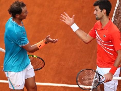 Novak Djokovic x Rafael Nadal: quem tem mais vitórias no retrospecto do Roland Garros? Confira o histórico