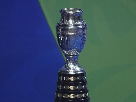 Todas las playeras de la Copa América 2021