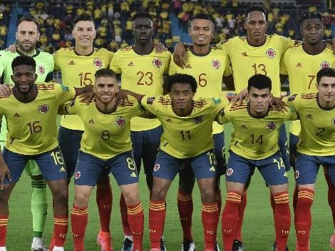 Oficial: Colombia presenta la lista definitiva para la Copa América 2021