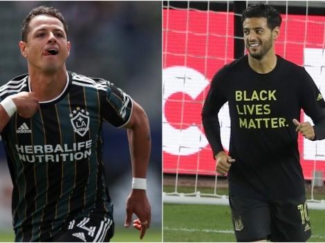 De lujo y magia: MLS podría presentar esta alineación frente a la Liga MX