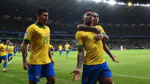 Brazil will chase a back-to-back Copa America title once again at home (Getty).