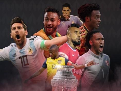 Guía completa de la Copa América Brasil 2021: cuándo es la gran final, fixture, partidos destacados, estadios, ciudades, TV y más