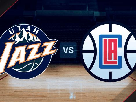 AHORA Utah Jazz vs. Los Angeles Clippers   EN VIVO   NBA Playoffs Juego 5 de las semifinales de Conferencia Oeste