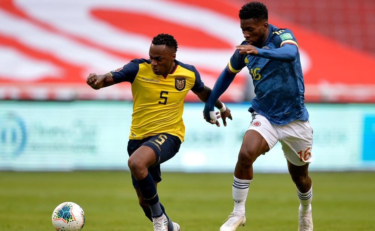 Colombia vs. Ecuador por la fecha 1 del grupo B de Copa América 2021