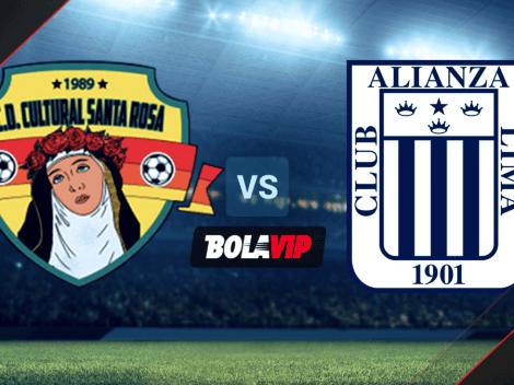 Qué canal transmite Cultural Santa Rosa vs. Alianza Lima por la Copa Bicentenario