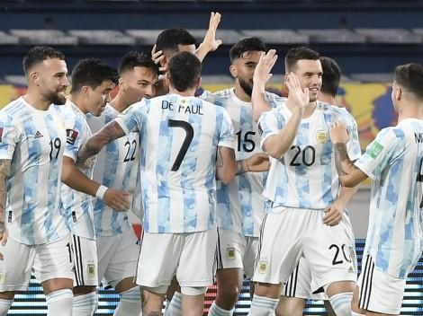 Álvarez adentro, Alario afuera: los convocados de Argentina para la Copa América
