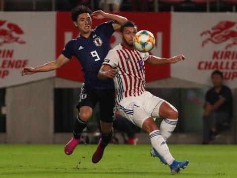 Juan Escobar se baja de la Copa América por molestia con Berizzo
