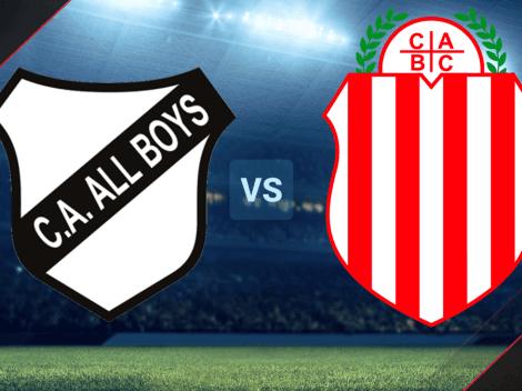 Cómo ver All Boys vs. Barracas Central por la Primera Nacional